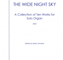 Various_The Wide Night Sky Thumbnail